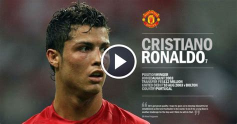 cristiano ronaldo biography book 2015 did you know that senior pros of united pushed a young