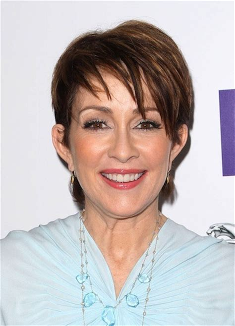does patricia heaton wear a wig in the middle patricia heaton hair