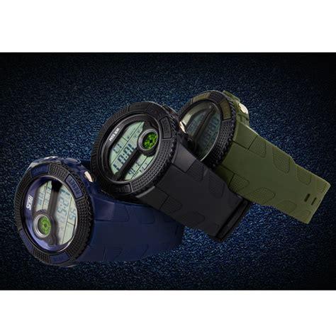 Jam Tangan Led Skmei S Shock Sport Water Resistant 50m Dg1093 skmei jam tangan sport digital pria dg1027 blue