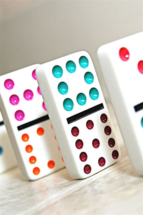 colored dominoes 640x960 multi colored dominoes iphone 4 wallpaper