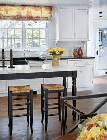 Narrow Kitchen Island by Narrow Island It Works Kitchen Pinterest