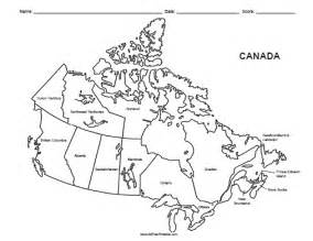 map of canada with labels geography blank map of canada
