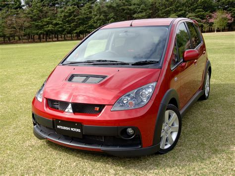 Mitsubishi Colt Ralliart Version R 2006 08 Images 2048x1536