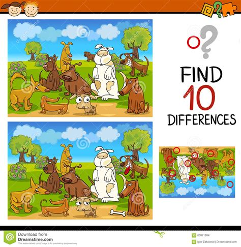 Find By Picture Valme S Corner Spot Differences