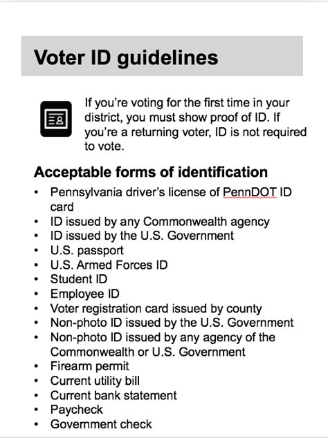 voter id card template pocket voter guide template election tools