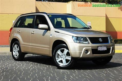 Suzuki Grand Vitara South Africa 2006 Suzuki Grand Vitara 2 7 Used Car For Sale In