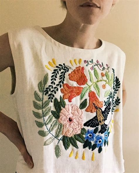 embroidery clothes 17 best ideas about shirt embroidery on