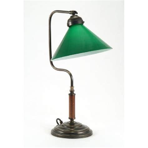 green shade desk l traditional desk light victorian replica study l with