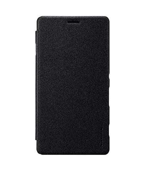 Flip Cover For Sony Xperia C4 coversncases flip cover for sony xperia c4 c 4 black