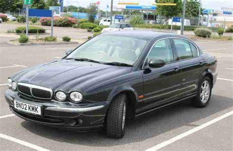 Jaguar Auto X Type by Jaguar 2002 X Type V6 Auto Black Car For Sale