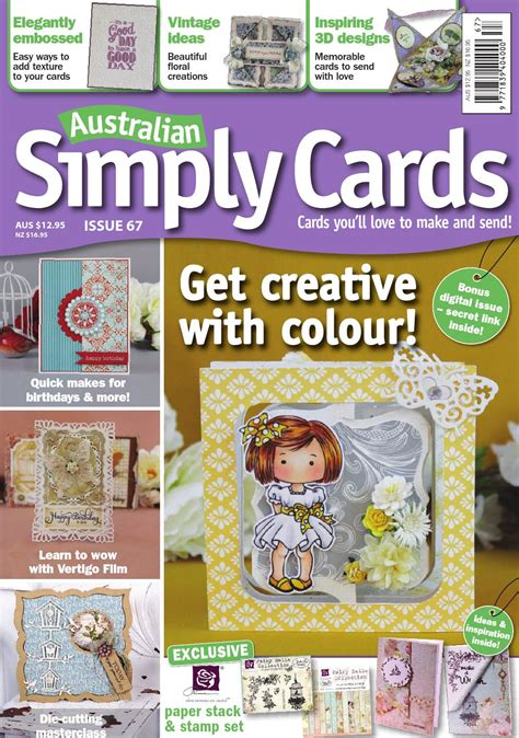 Simply Cards And Papercraft Magazine - australian simply cards 67 preview by practical publishing