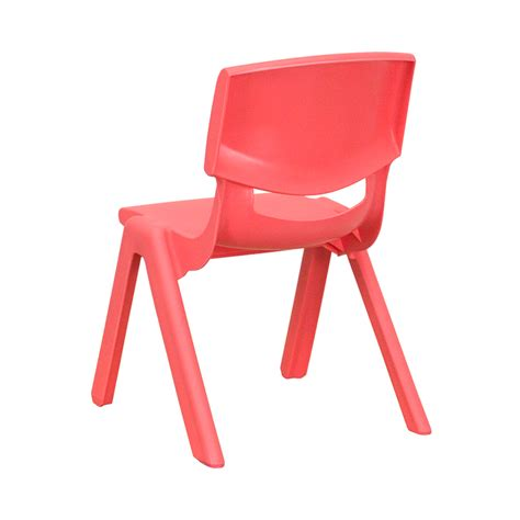 Plastic School Chairs by Plastic Stackable School Chair With 10 5 Quot Seat Height