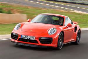 Porsche 911 Turbo S 2016 Porsche 911 Turbo S Review Drive Motoring