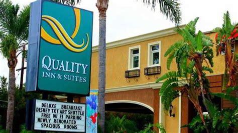 Quality Inn And Suites Anaheim Maingate Anaheim
