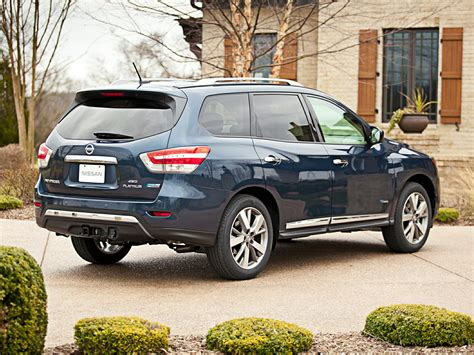 black nissan pathfinder 2014 2014 nissan pathfinder hybrid price photos reviews
