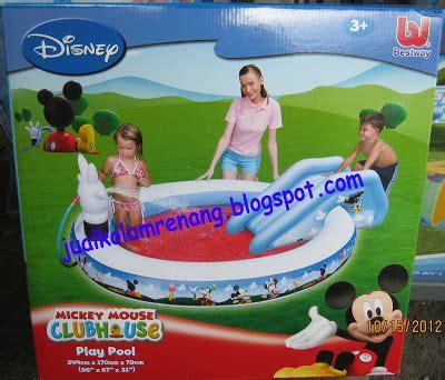 Kolam Renang Anak Karakter Kolam Renang Anak 130cm Kolam Pompa jual kolam renang
