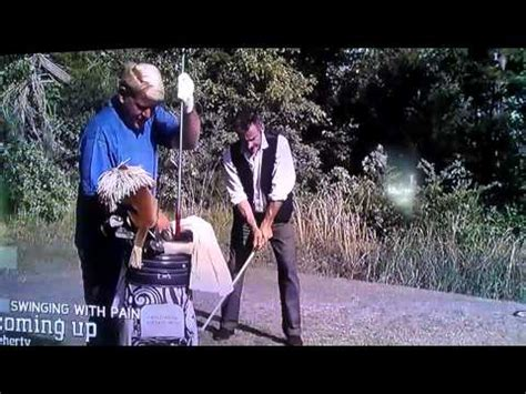 david feherty golf swing david feherty s golf swing with john daly youtube