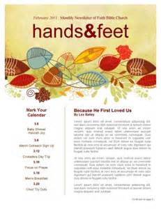 Fall Newsletter Templates by Best Photos Of Fall Templates For Microsoft Word