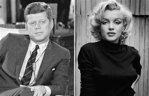 F Kennedy all about marilyn s alleged affair with f