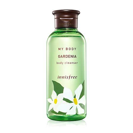 Innisfree Gardenia Cleanser sữa tắm hoa chi tử innisfree my gardenia cleanser