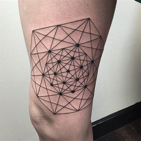geometric tattoo book gallery david mushaney