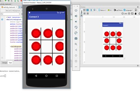 Why Android Studio by Different Margin On Layout And On Emulator In Android