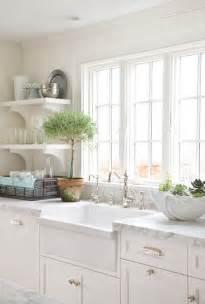 White Farmhouse Kitchen Sink Kitchen Design Ideas Home Bunch Interior Design Ideas