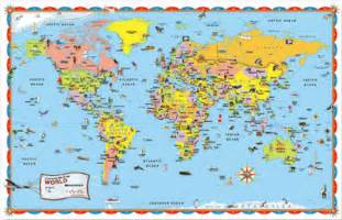 Free World Map by Pics Photos Free Printable World Map With Countries