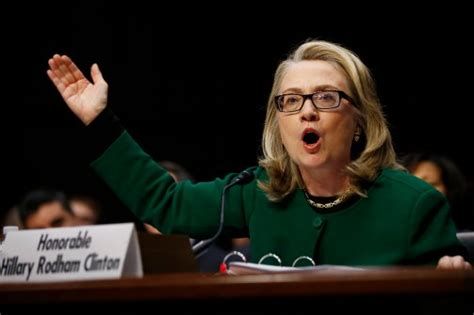 hillary benghazi read my mind hillary clinton s testimony on benghazi
