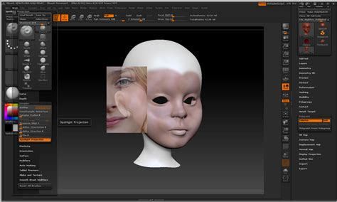 zbrush tutorial polypaint lightwave utilizing goz for polypainting