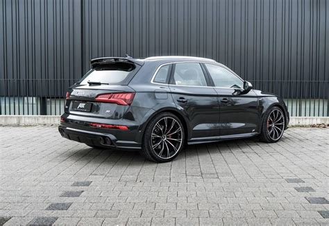Audi Sq5 Tuning by 425bhp Abt Audi Sq5 With Widebody Aerokit Drive Safe And