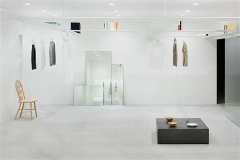 nendo design instagram nendo suspends latticed bookshelves within concept store