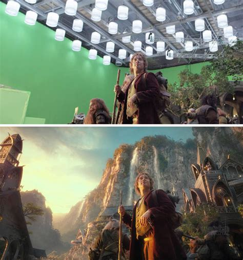 before the after series 18 revealing before and after vfx from your favorite