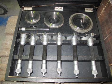 micrometro per interni set micrometri da interno mahr 40 100 usato vendo