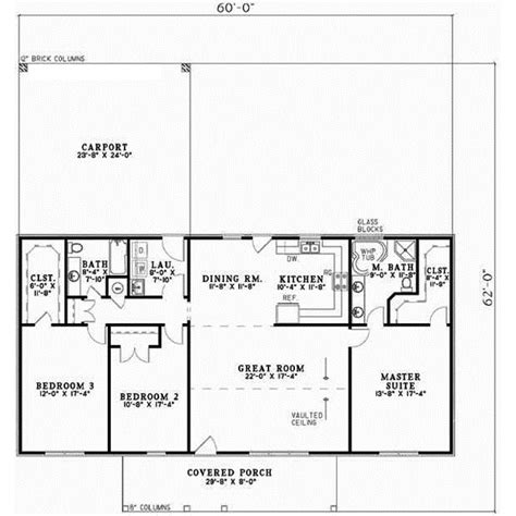 floor plans with no dining room home plans no dining room southern style house plans
