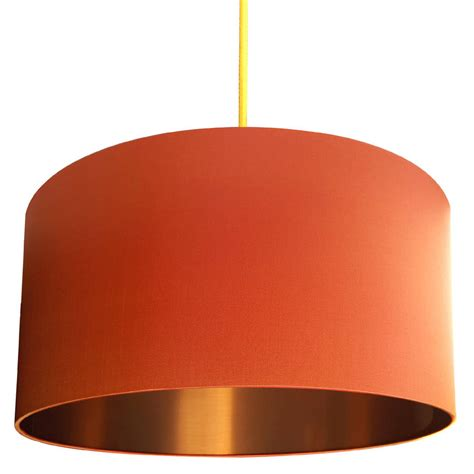 burnt orange table l shades burnt orange l shade tags orange table l mustard