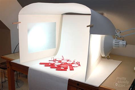 using a light tent for product photography diy photography light studio set up pretty handy