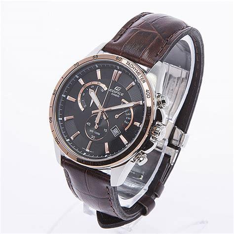Casio Edifce Efr 539 Brown Leather1 edifice brown leather efr 510l 5avef