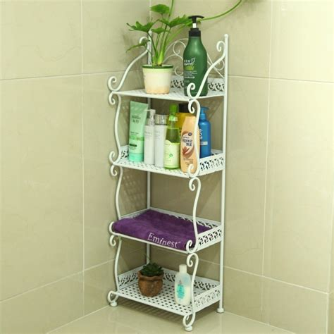 floor shelves for bathroom ecdaily shelf racks bathroom floor bathroom toilet