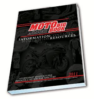 moto the cookbook the 2011 moto big book available now