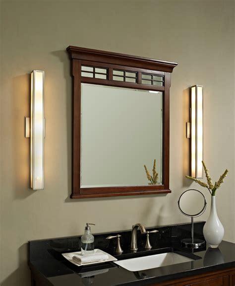 Wall Sconce Bathroom Greta Wall Sconce Contemporary Bathroom Vanity