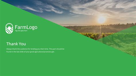 agriculture powerpoint template agriculture premium powerpoint template slidestore