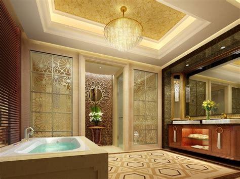 star hotel luxury bathroom interior design