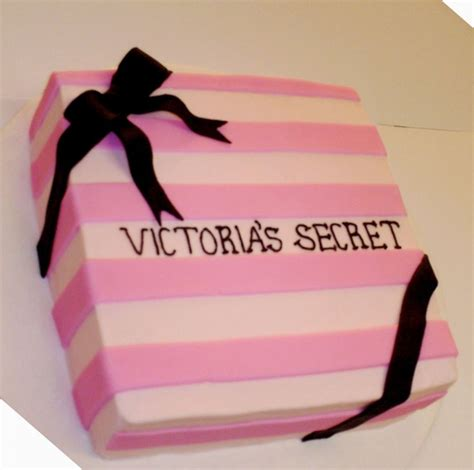 Can You Buy A Victoria S Secret Gift Card Online - victoria s secret gift box cakecentral com