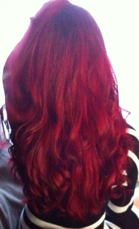 loreal hi color magenta hair l oreal hicolor magenta makeup hair