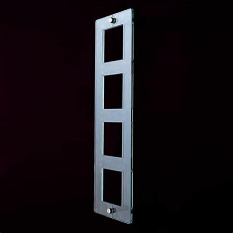 Wall Mounted Cd Shelf by Glas Italia On Air Porta Modern Wall Mounted Cd Shelf