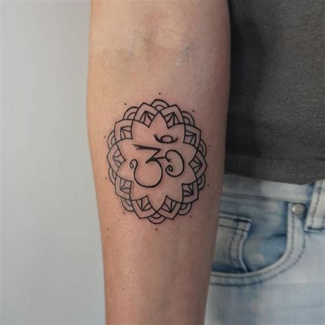 perspective tattoo 30 wonderful mandala ideas that may change your