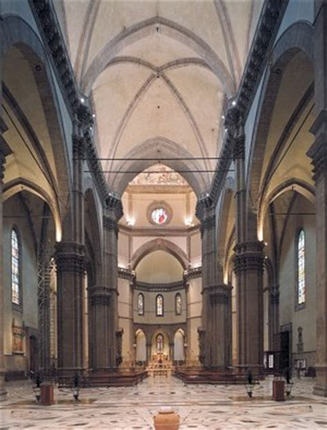 santa fiore interno interno cattedrale s fiore