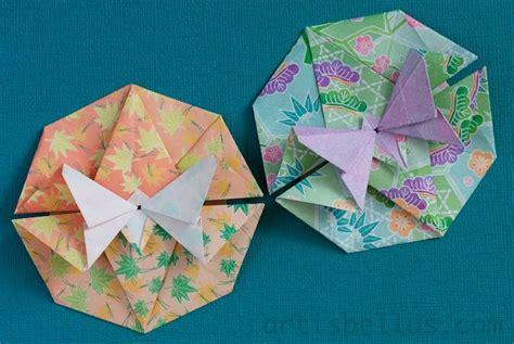 Tato Origami - butterfly tato new origami model origami artis bellus