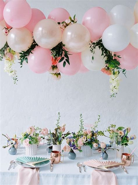 Wedding Balloons Ideas by Best 25 Wedding Balloon Decorations Ideas On